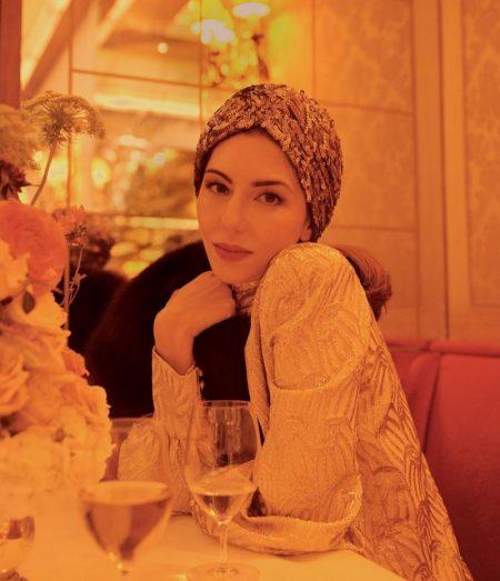 Sofia Coppola Takes the Spotlight in Stylish WSJ. Magazine Cover Shoot