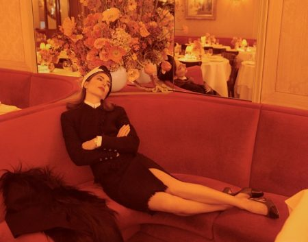 Sofia Coppola Takes the Spotlight in Stylish WSJ. Magazine Cover Shoot