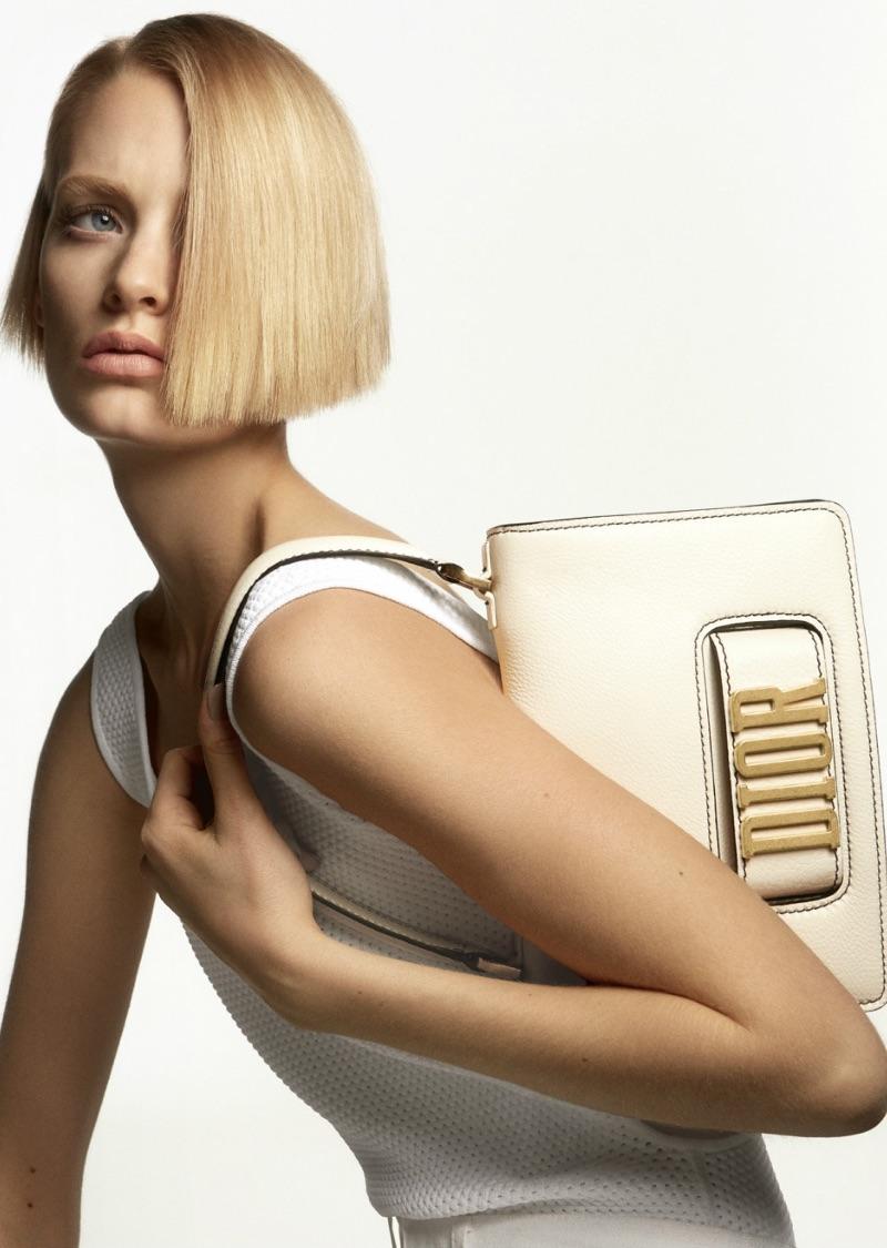 Sunniva Vaatevik stars in Dior Magazine