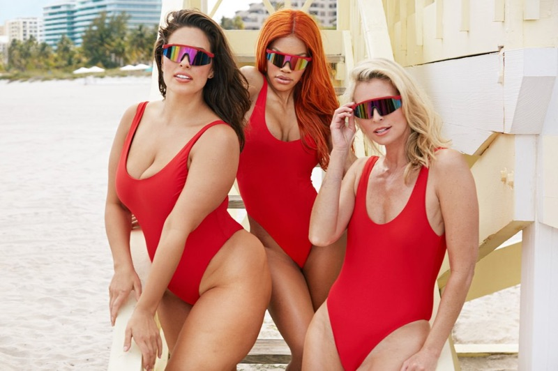 Swimsuits For All Baywatch Swimwear 2017 Campaign