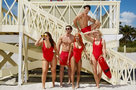 Ashley Graham, Teyana Taylor & Niki Taylor Are 'Baywatch' Babes in Swimsuits For All Campaign