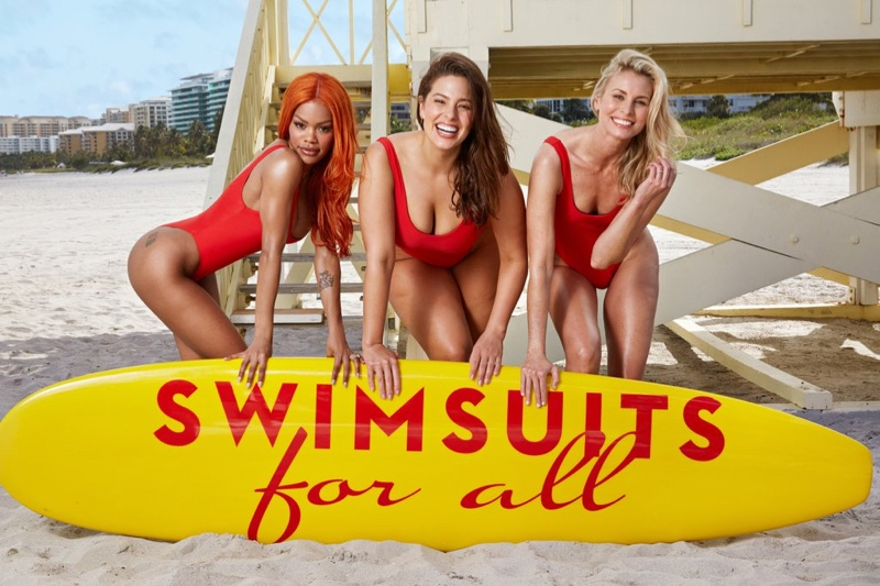 Swimsuits For All heads to the beach for latest campaign