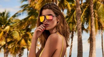 Luna Bijl Dives Into Summer Style with Topshop
