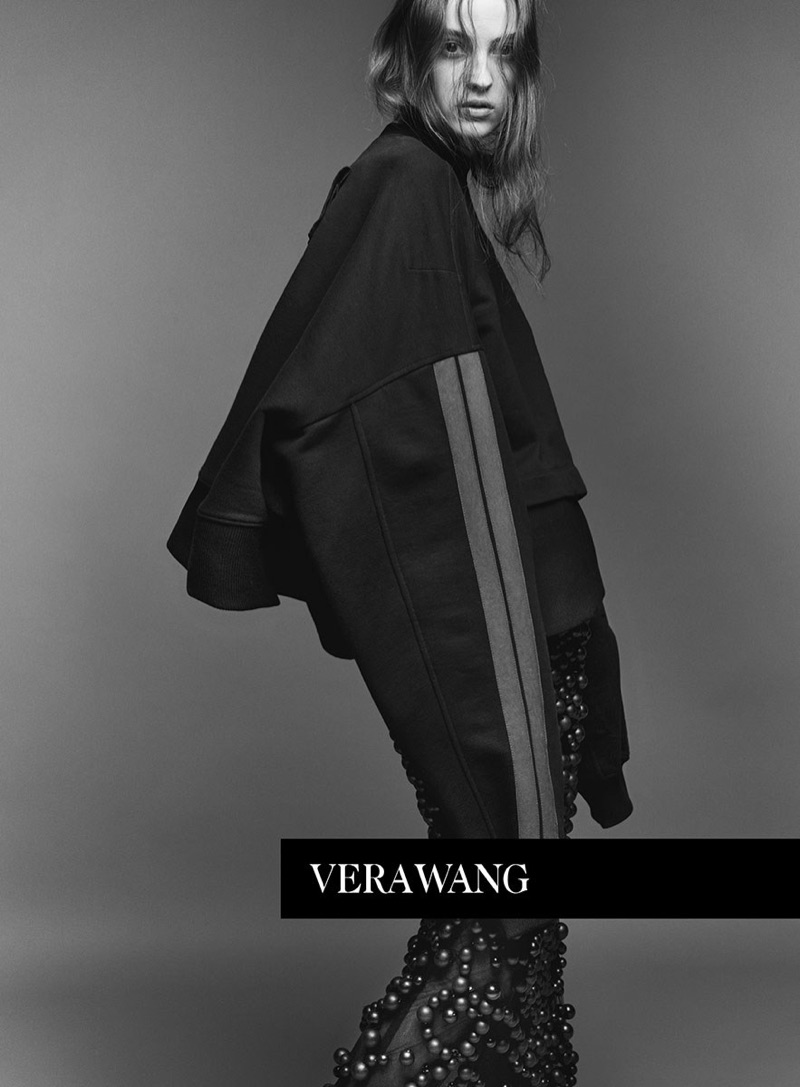 Vera Wang unveils spring-summer 2017 campaign