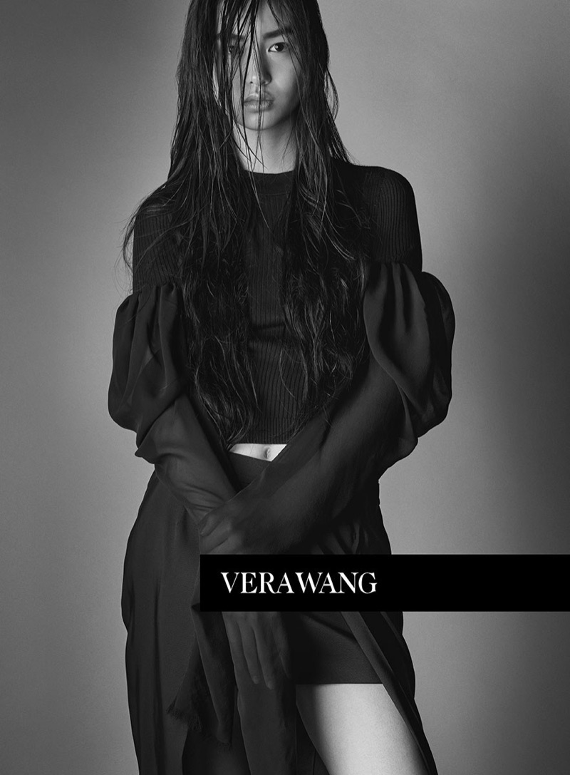 Patrick Demarchelier Captures Vera Wang's Spring 2017 Campaign