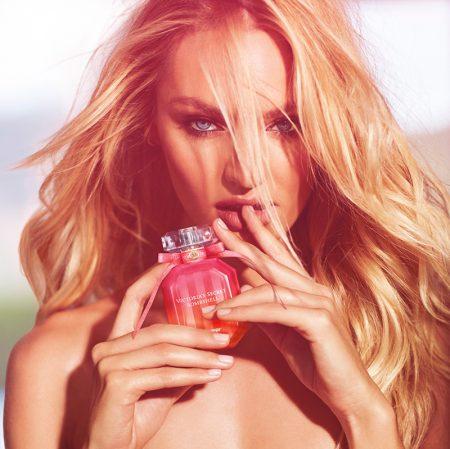 Candice Swanepoel Smolders in New Victoria's Secret 'Bombshell' Ads
