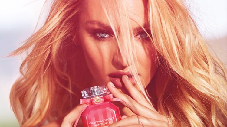 Candice Swanepoel Smolders in New Victoria's Secret 'Bombshell' Ads