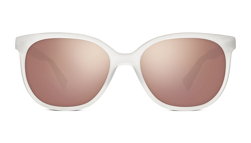 Warby Parker Raglan Sunglasses in Meringue $95