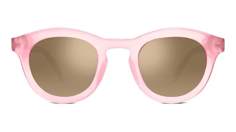 Warby Parker x Robert Rauschenberg Roci Sunglasses in Primrose Crystal $95