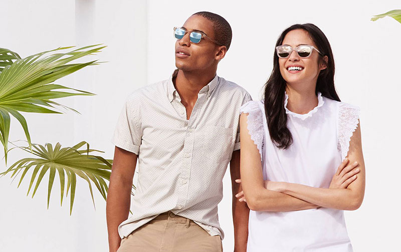 Here Comes the Sun: Discover Warby Parker's Summer 2017 Sunglasses