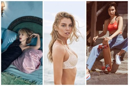 Week in Review | Bella Hadid for Nike, Naomi Watts' New Cover, Victoria's Secret Angels Hit the Beach + More