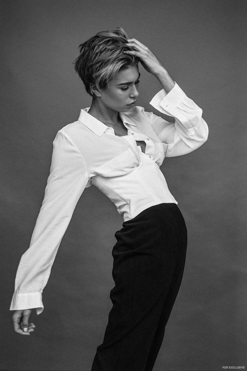 Shirt Shilla, Pants Talulah and Corset Orseund Iris