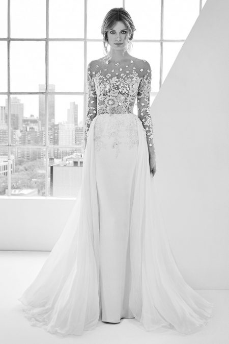 Zuhair Murad Wedding Gown 59 Beautiful Dory embroidered gown from