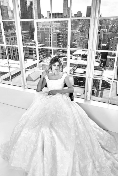 Zuhair Murad Wedding Gown 34 Unique Dory embroidered gown from