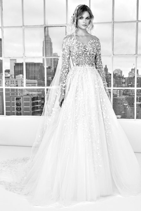 Zuhair Murad Wedding Gown 31 Spectacular Dory embroidered gown from