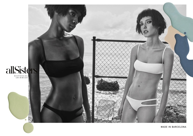 allSisters features slim fit bikini styles in latest collection