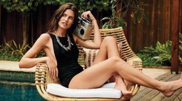 Bianca Balti is Ruling Swimsuit Season in Gioia