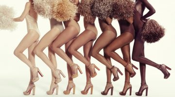 Christian Louboutin Introduces New 'Nudes' Shoe Collection