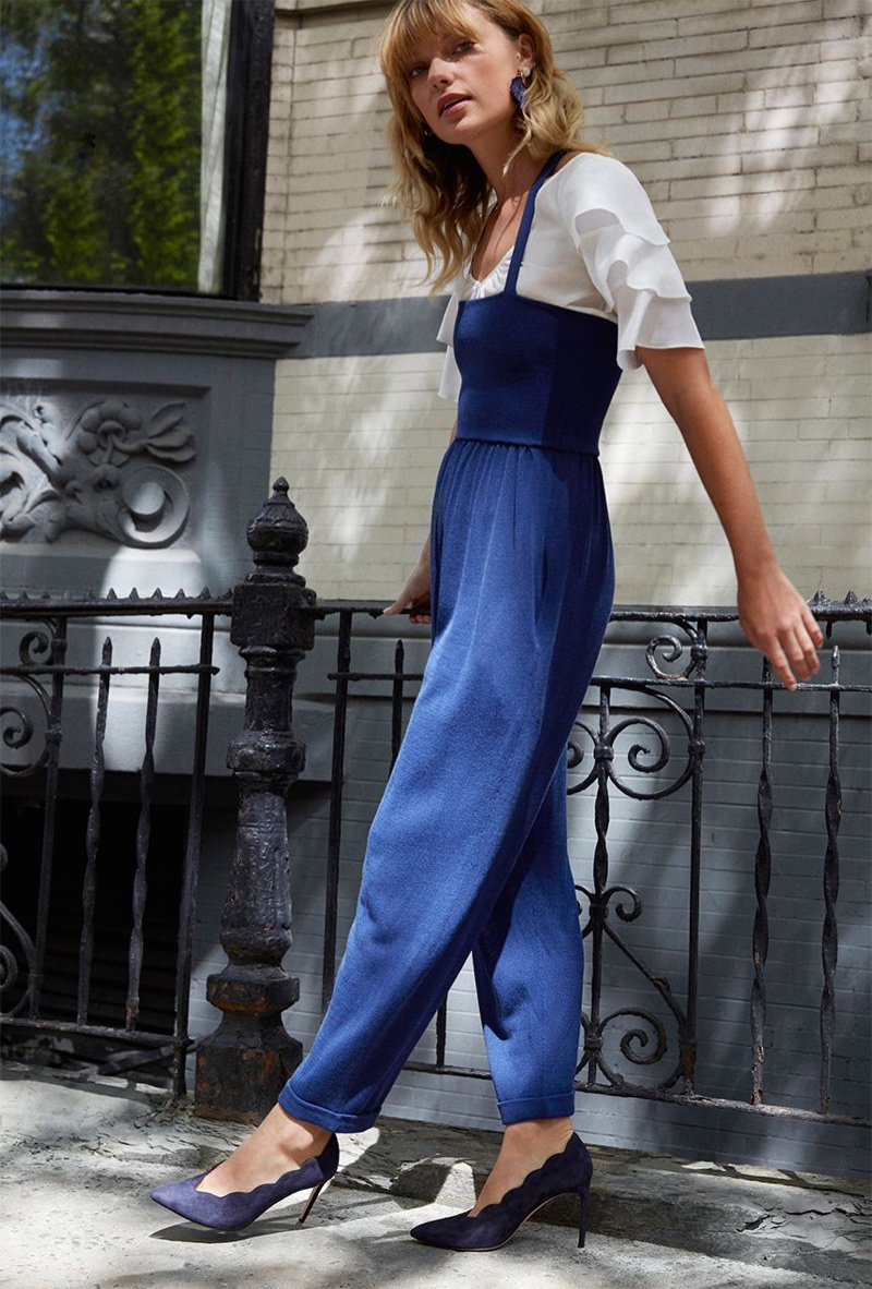 The Art of Summer: 6 Effortless Looks from Club Monaco