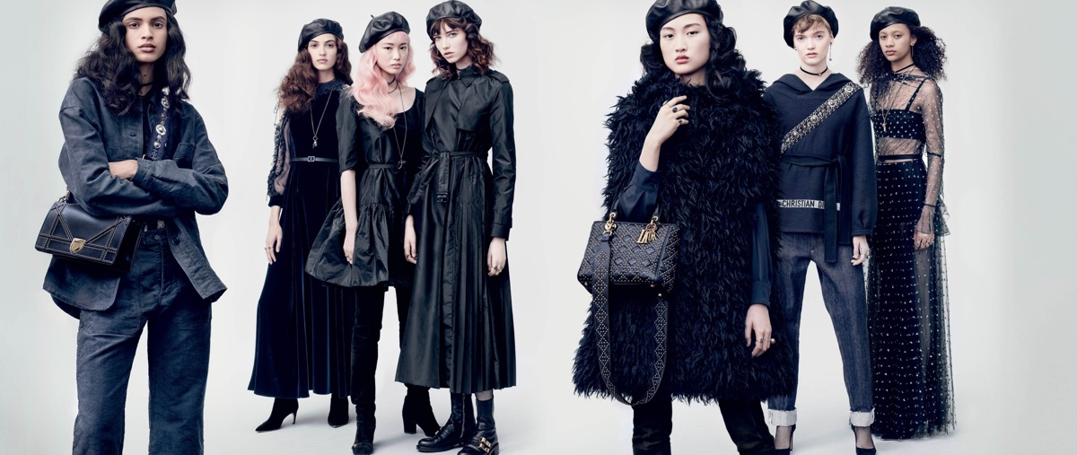 88eba43cfd Dior Features a Chic Army in Its Fall 2017 Campaign