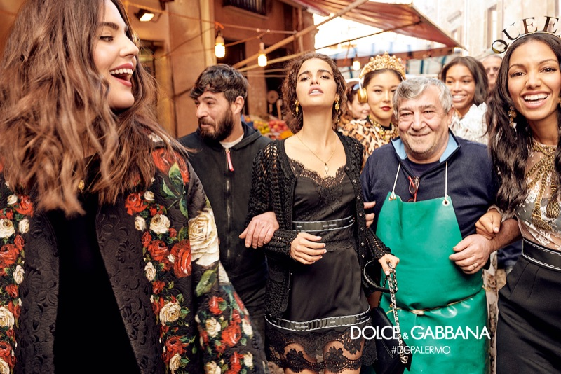6c97321f0c Dolce   Gabbana unveils its fall-winter 2017 campaign