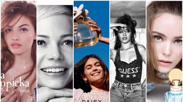 Take a look at recent fashion campaigns from brands like Louis Vuitton, Miu Miu and Marc Jacobs