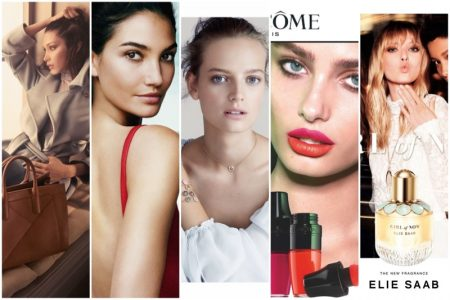 Top 5: Max Mara, Lancome, Dior + More Recent Fashion Campaigns