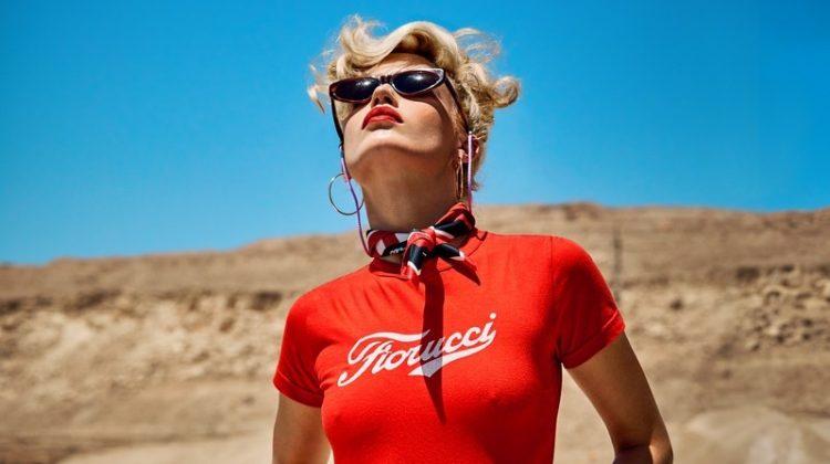 Italian brand Fiorucci unveils its summer 2017 campaign