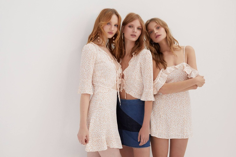 70's style takes the spotlight in For Love & Lemons' summer 2017 collection