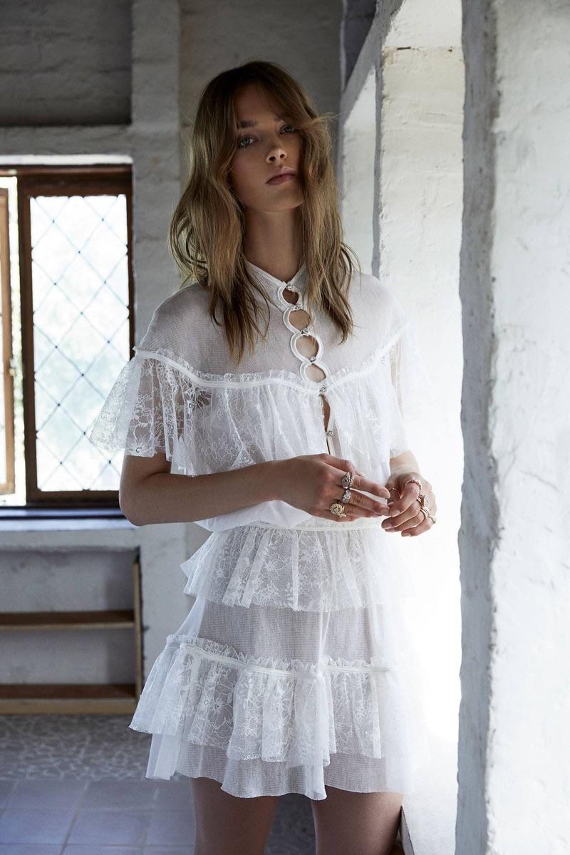 For Love Amp Lemons 2017 Wedding Dress Collection Fashion