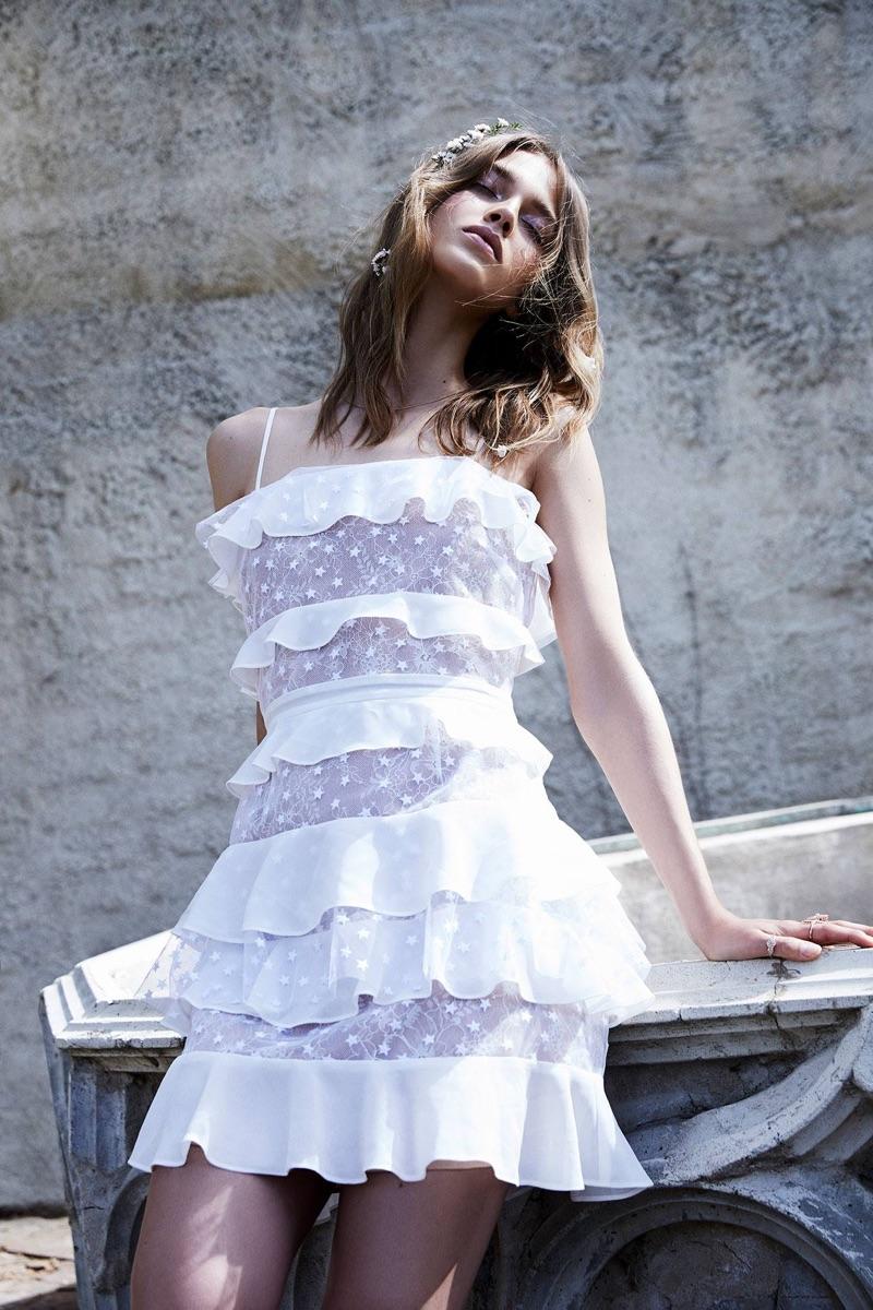 Wholesale Wedding Dresses Los Angeles 61 Inspirational  Model wears For