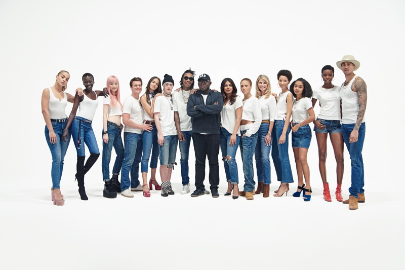Gap unveils Bridging the Gap campaign directed by Edward Enninful