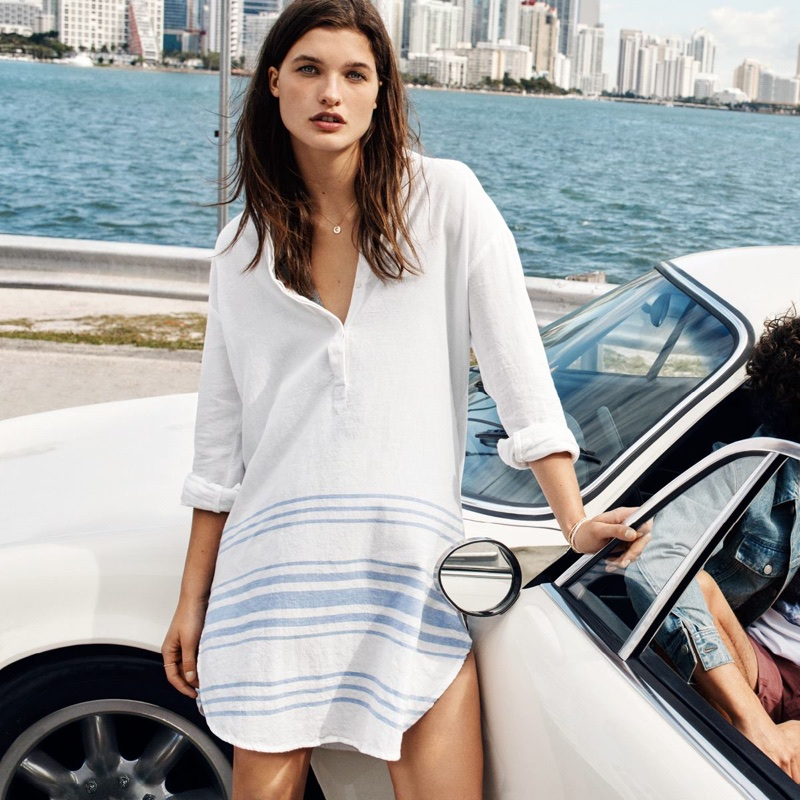 H&M Printed Tunic