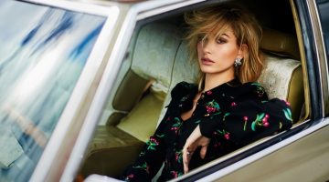 Hailey Baldwin Stars in ELLE UK, Doesn't Want to Be Called an 'Insta Model'
