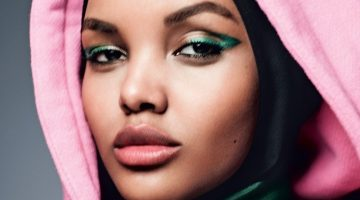 Muslim Model Halima Aden Makes History with Her Allure Cover