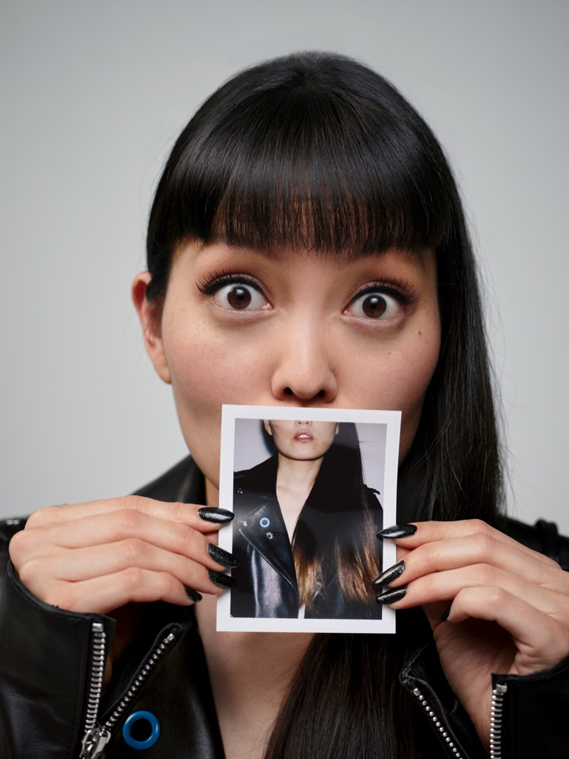 Hana Mae Lee stars in Nordstrom's 2017 Anniversary Sale campaign