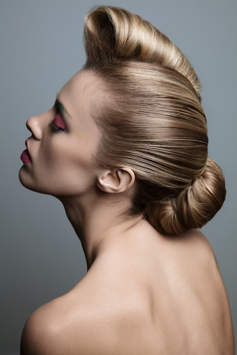 Jeff Tse captures chic hairstyles