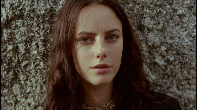 Kaya Scodelario stars in Wonderland Magazine's summer issue