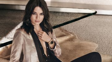 Kendall Jenner Stars in Daniel Wellington Watches Campaign