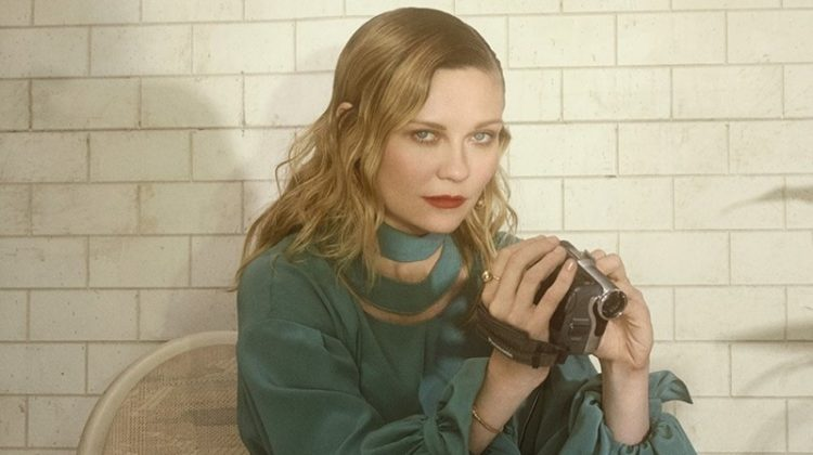 Kirsten Dunst Goes Behind the Lens for Dazed Magazine