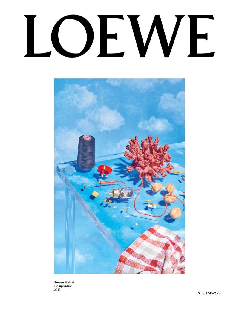 Loewe fall-winter 2017 campaign