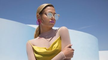 Shade Alert: Discover the MELT x Meredith Sunglasses Collaboration