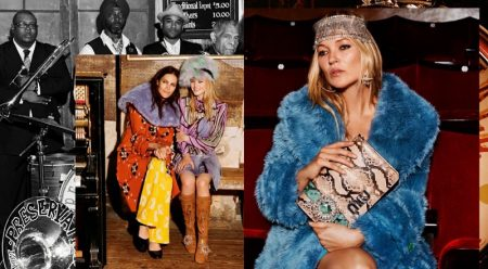 Kate Moss, Naomie Harris Head to New Orleans for Miu Miu's Fall 2017 Campaign