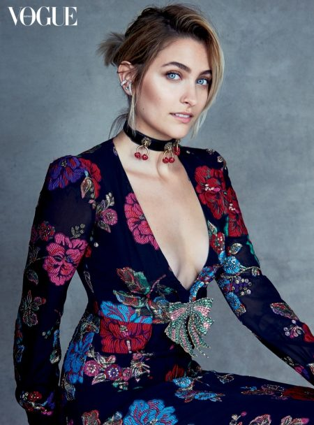 Paris Jackson Lands Vogue Australia Cover Shoot