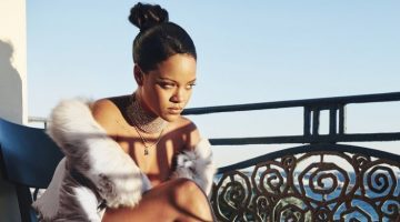 Rihanna and Manolo Blahnik's New Shoes Are 'So Stoned'