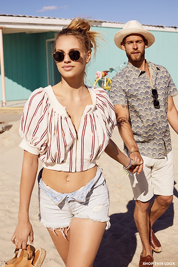 Surfer Girl: 4 Beach-Ready Looks from Shopbop