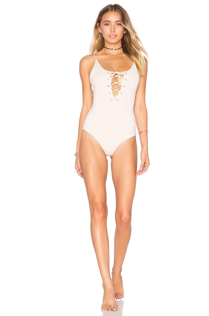 TAVIK Monahan One Piece Swimsuit $158
