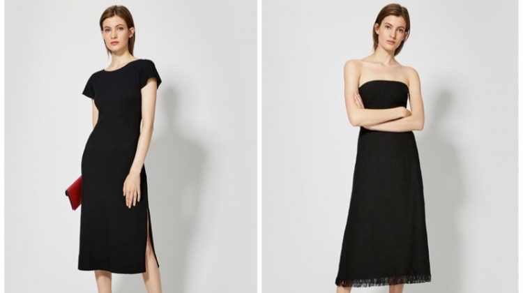 Back in Black: 4 Little Black Dresses from Theory