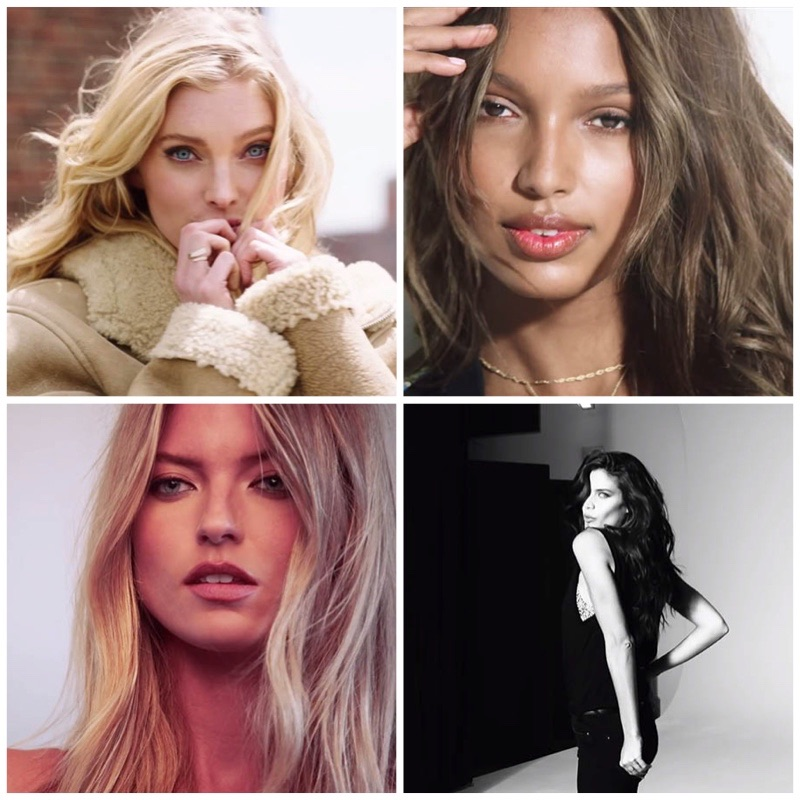 Watch the Victoria's Secret Angels Sing Justin Bieber's New Song