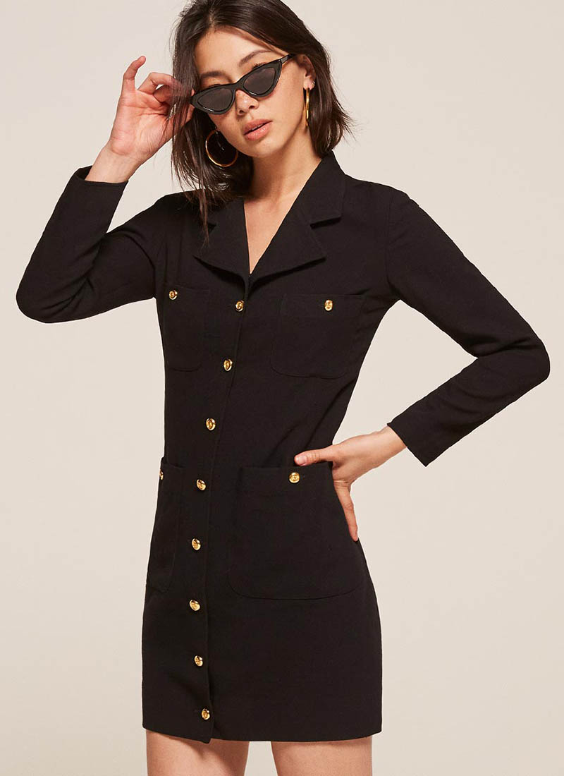 Vintage Chanel Shift Dress $428